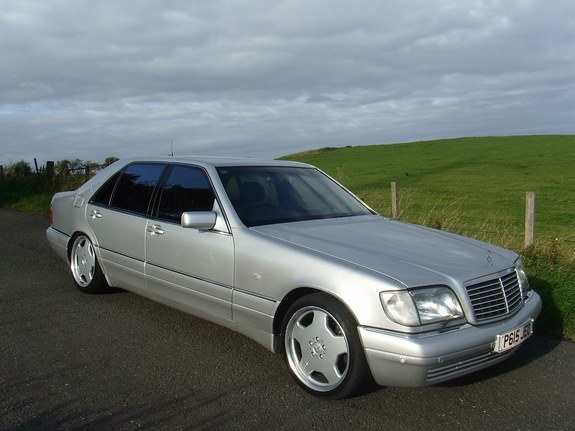 lorduknow 1996 Mercedes-Benz S-Class