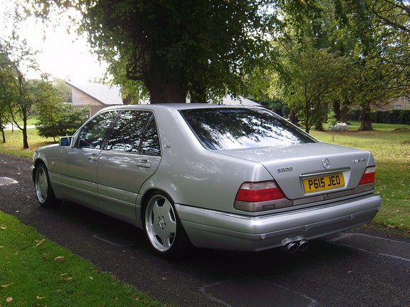 Another lorduknow 1996 Mercedes-Benz S-Class post... - 9024022