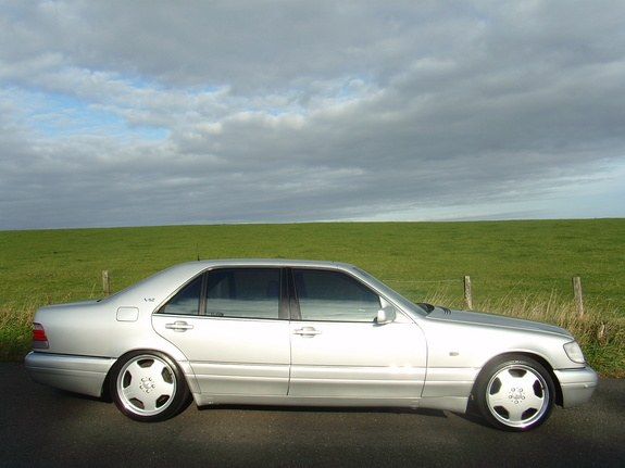 Another lorduknow 1996 Mercedes-Benz S-Class post... - 9024023