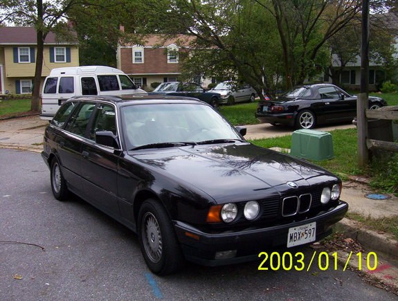 Another CAPEBOY 1992 BMW 5 Series post... - 9021579