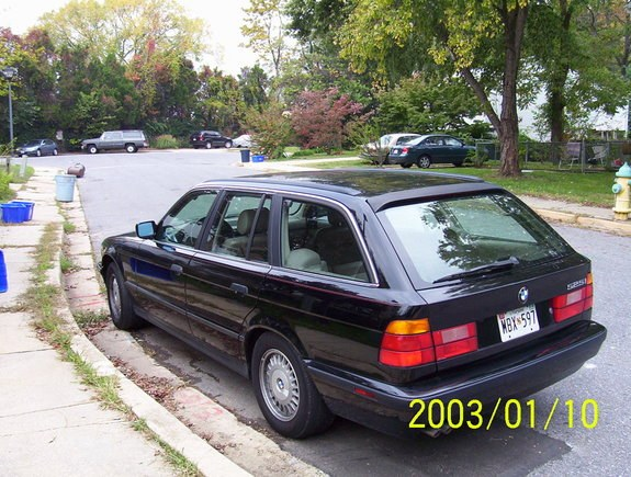 Another CAPEBOY 1992 BMW 5 Series post... - 9021580