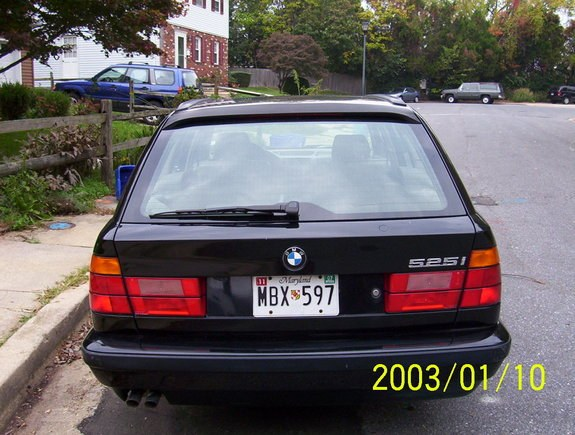 Another CAPEBOY 1992 BMW 5 Series post... - 9021581