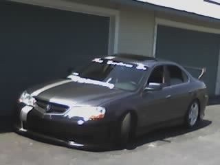 Another Outkastjatt Acura TL Post Photo - 2003 acura tl body kit