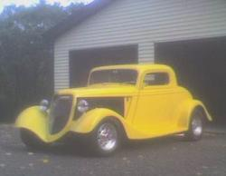 caffy2s 1934 Ford Coupe