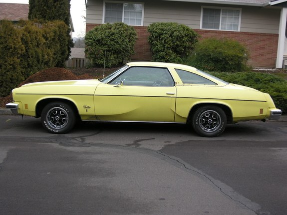 Pin 1974 oldsmobile cutlass hurstolds on pinterest for 1974 oldsmobile cutlass salon for sale