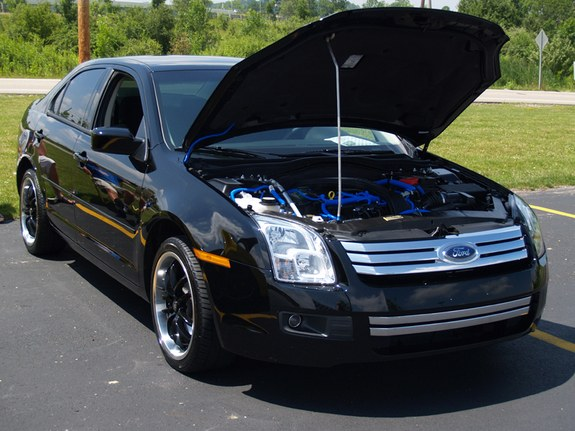Bigvinny1234 2006 Ford Fusion Specs Photos Modification Info At