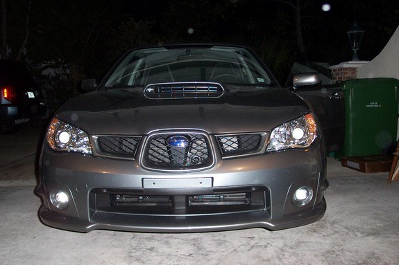 gjohns7 39 s 2007 subaru impreza in orlando fl. Black Bedroom Furniture Sets. Home Design Ideas