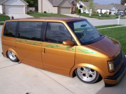 bad_astros 1987 Chevrolet Astro