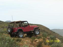 marquillos 1990 Jeep Wrangler