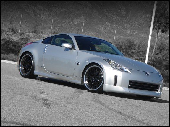 brandonanix 2006 nissan 350z specs photos modification. Black Bedroom Furniture Sets. Home Design Ideas