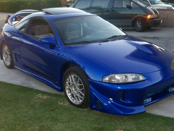 Another TROD7 1995 Mitsubishi Eclipse post... - 9028693