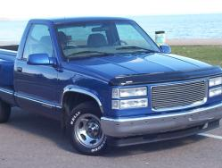 Stepsiders 1997 GMC Sierra 1500 Regular Cab
