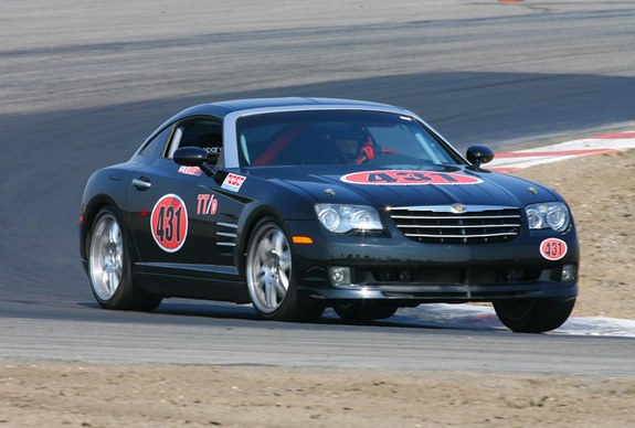 Another HDDP431 2004 Chrysler Crossfire post... - 9031546