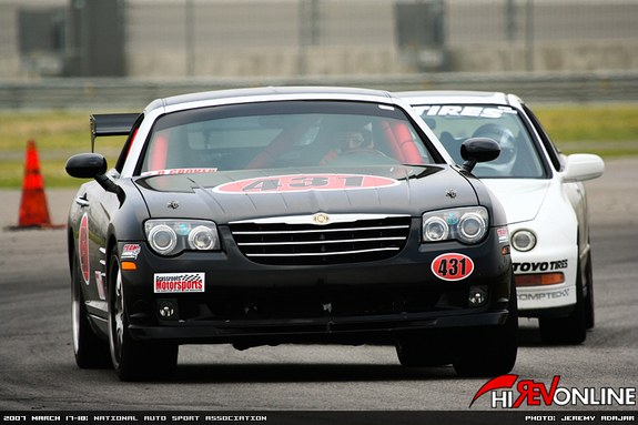 Another HDDP431 2004 Chrysler Crossfire post... - 9031552