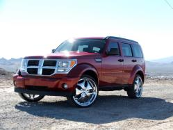 Eyesopend 2007 Dodge Nitro