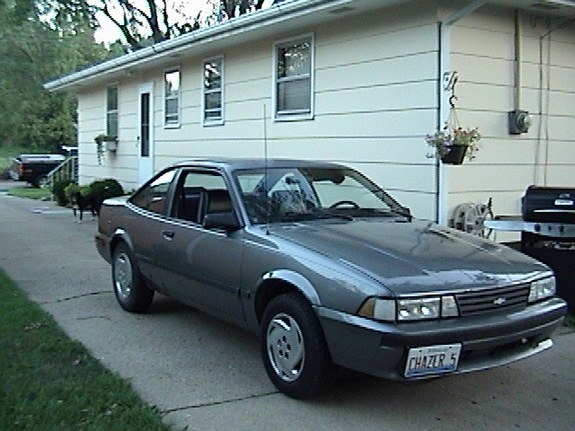 Chazer5 1988 Chevrolet Cavalier Specs Photos