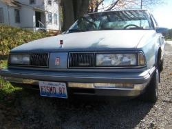 Bluecar87 1987 Oldsmobile Delta 88