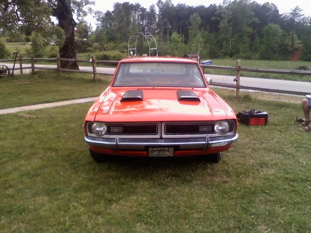 Another stonewall541a 1970 Dodge Dart post... - 9034669