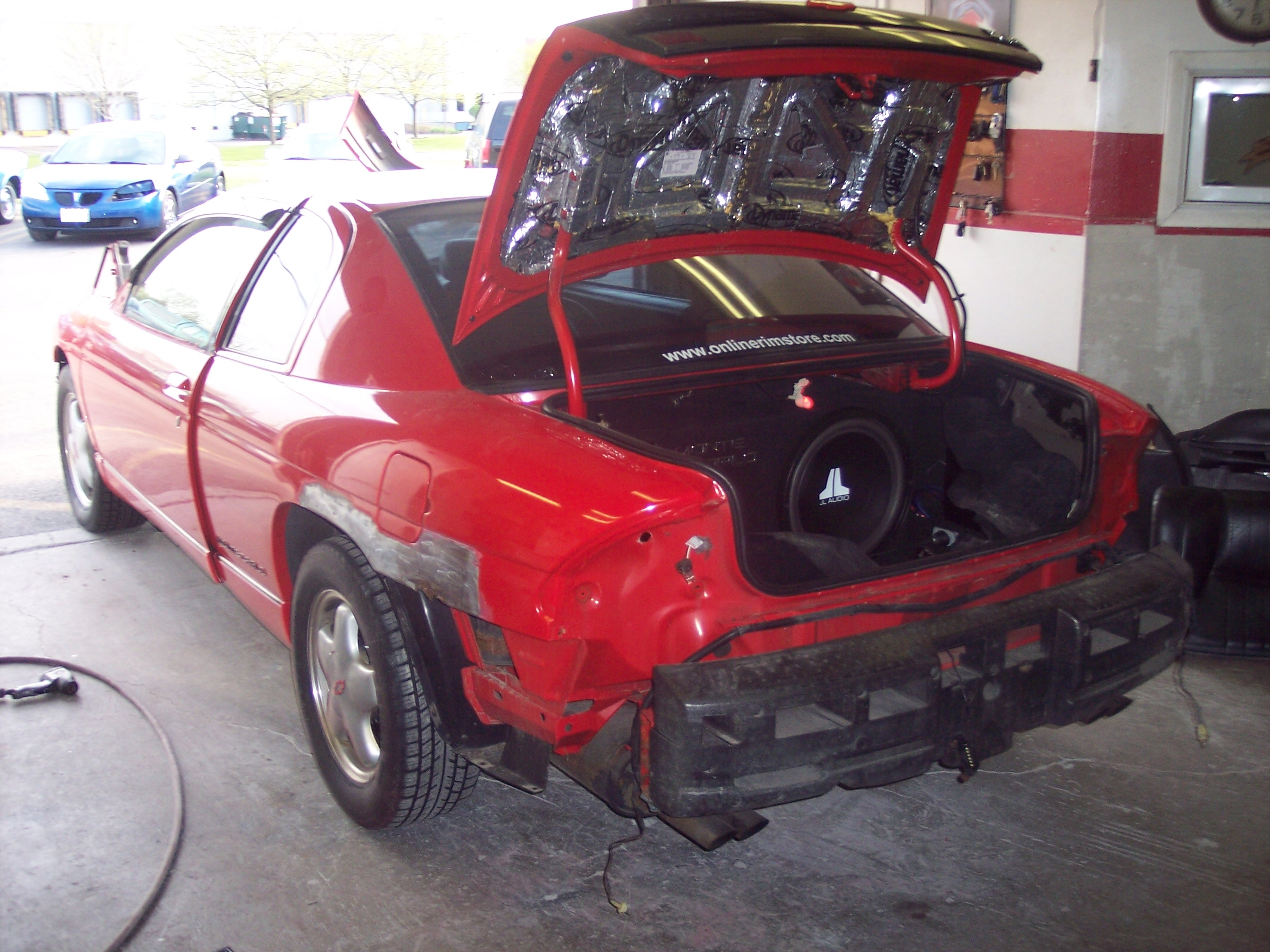 Another chevy81888 1997 Chevrolet Monte Carlo post... - 9039337
