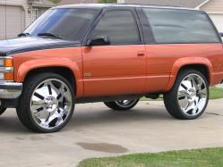 trosper26ss 1995 Chevrolet Tahoe