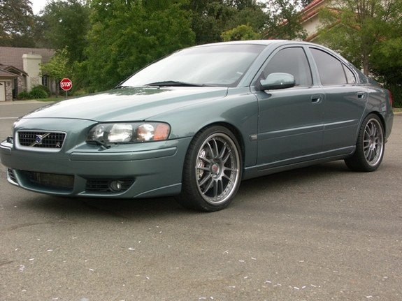 74elkoss 2006 volvo s60 specs photos modification info. Black Bedroom Furniture Sets. Home Design Ideas