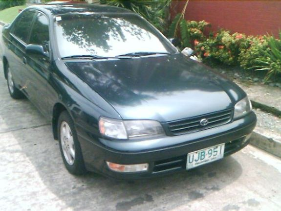 Another lover_scarface 1996 Toyota Corona post... - 9035322