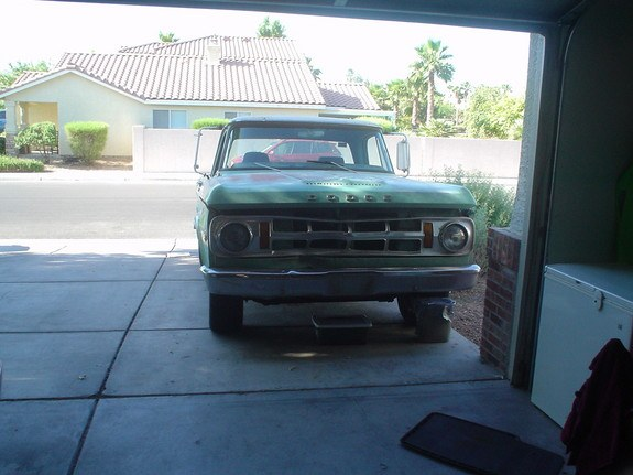 vegasrocker 1969 Dodge D150 Club Cab 9230436