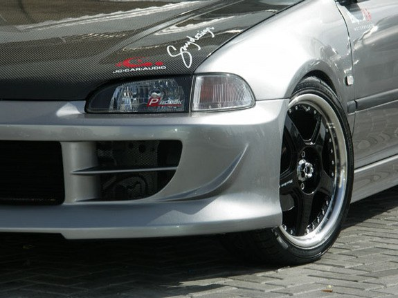 Another snydesign 1995 Honda Civic post... - 9035661