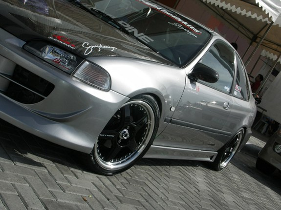 Another snydesign 1995 Honda Civic post... - 9035662