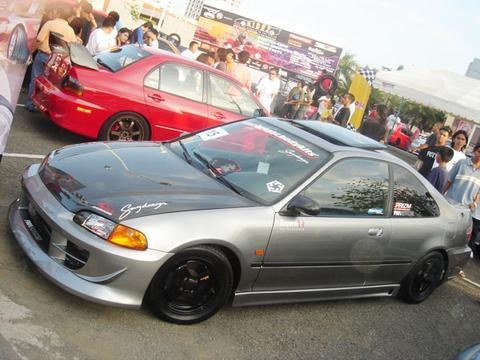Another snydesign 1995 Honda Civic post... - 9035676