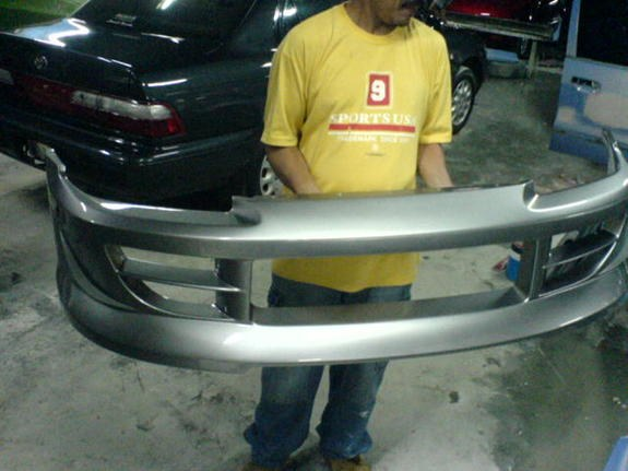 Another snydesign 1995 Honda Civic post... - 9035682