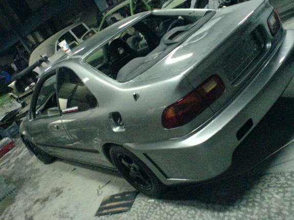 Another snydesign 1995 Honda Civic post... - 9035684