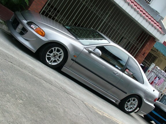Another snydesign 1995 Honda Civic post... - 9035687