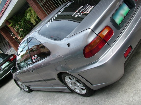Another snydesign 1995 Honda Civic post... - 9035689