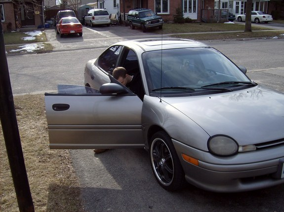 Another adamittude84 1999 Dodge Neon post... - 9193131