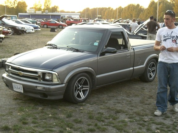 bmoney18 1995 gmc sonoma club cab specs photos. Black Bedroom Furniture Sets. Home Design Ideas