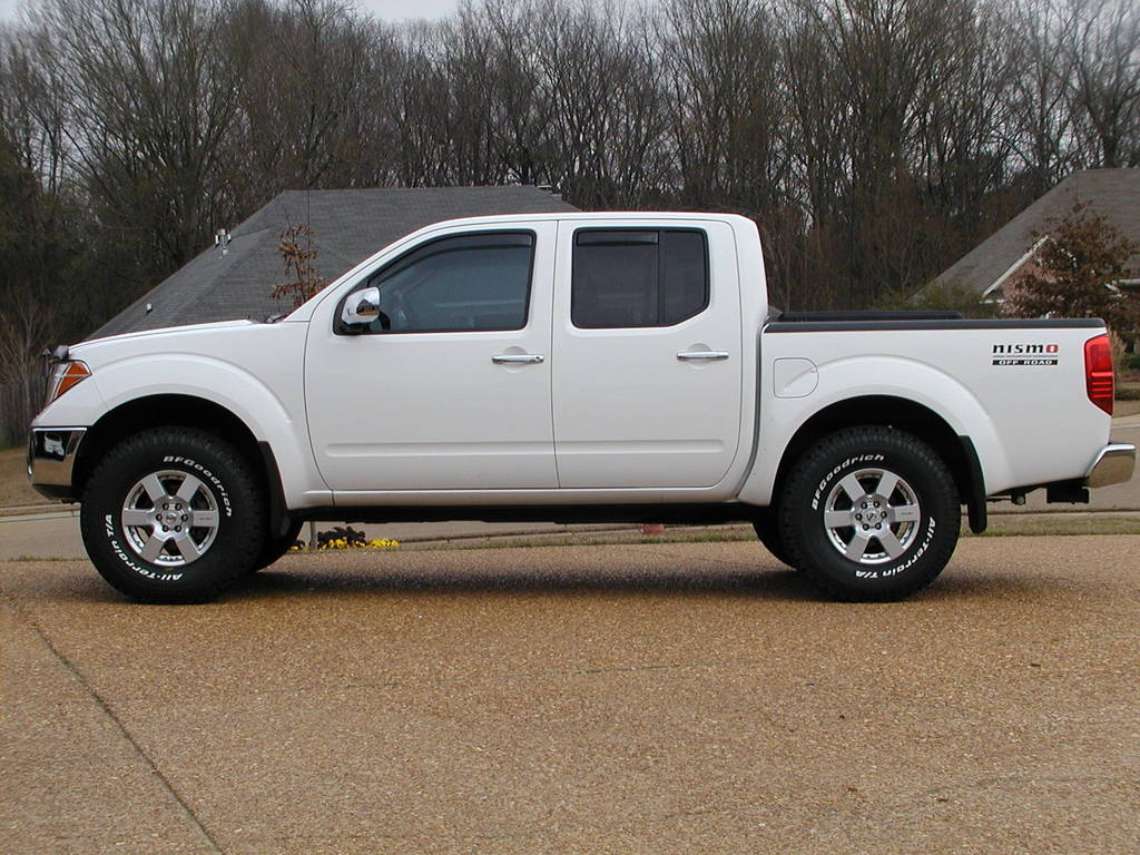 Mdawg4x4 S 2006 Nissan Frontier Crew Cab In Madison Ms