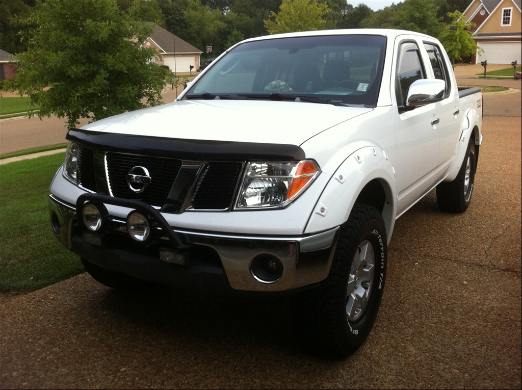 mdawg4x4 39 s 2006 nissan frontier crew cab in madison ms. Black Bedroom Furniture Sets. Home Design Ideas