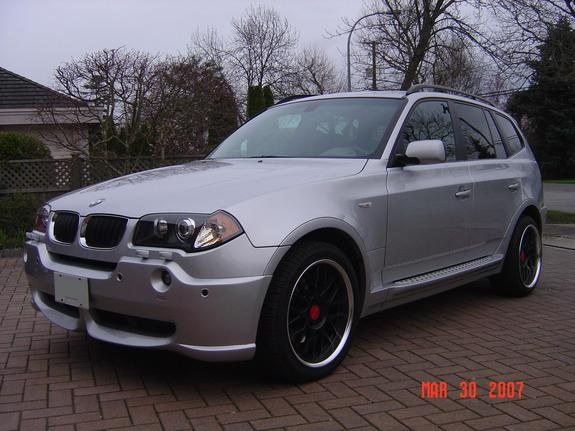 acsx3 2004 bmw x3 specs photos modification info at cardomain. Black Bedroom Furniture Sets. Home Design Ideas