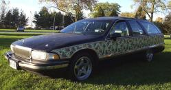 mainsodas 1991 Buick Roadmaster