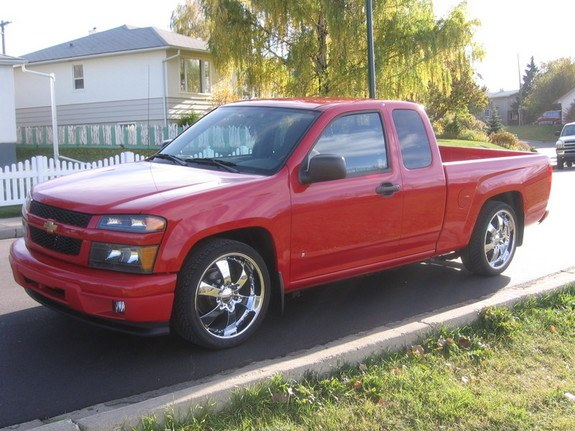 Another SBCineverything 2006 Chevrolet Colorado Regular Cab post... - 9040820