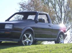 Vhondlkass 1986 Volkswagen Golf