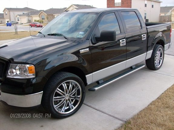 no4ever 2006 ford f150 supercrew cabxlt styleside pickup 4d 5 1 2 ft specs photos modification. Black Bedroom Furniture Sets. Home Design Ideas