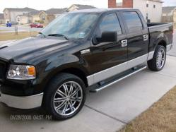NO4Evers 2006 Ford F150 SuperCrew Cab