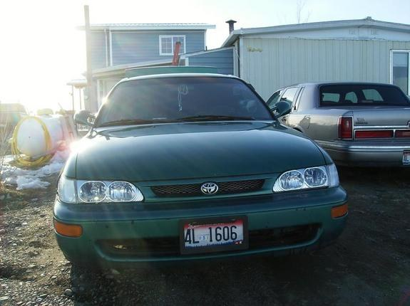Another slowngreen 1997 Toyota Corolla post... - 9045796