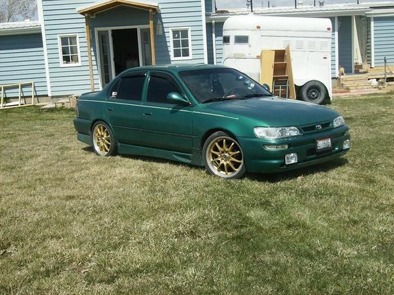 Another slowngreen 1997 Toyota Corolla post... - 9045814