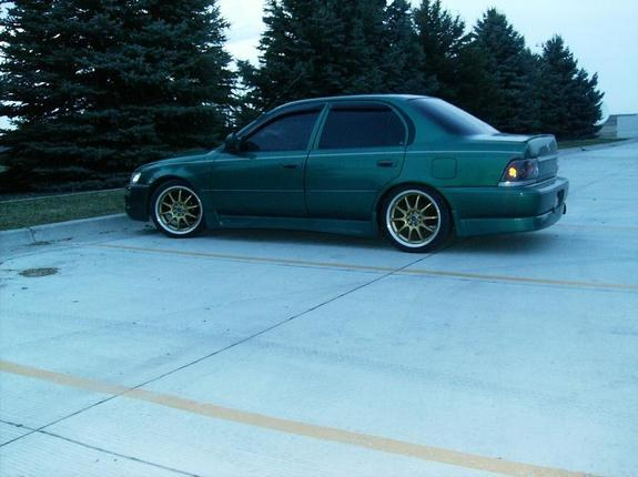 Another slowngreen 1997 Toyota Corolla post... - 9045817