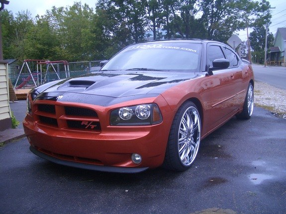RadCustomz 2006 Dodge Charger Specs, Photos, Modification Info at ...