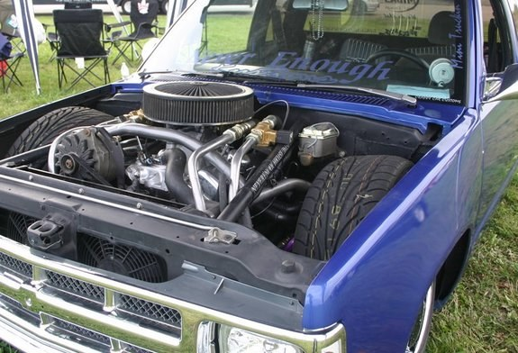 Another luvinitlow 1984 GMC Sonoma Club Cab post... - 9047571