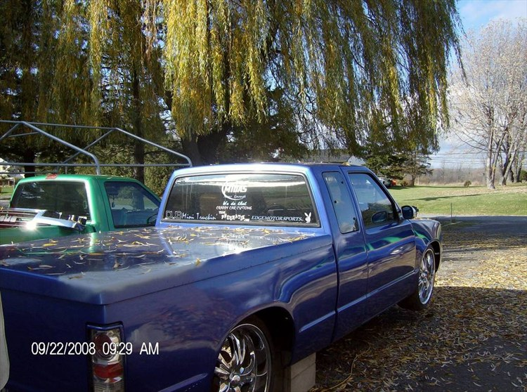 Another luvinitlow 1984 GMC Sonoma Club Cab post... - 9047581